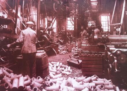 lavorazioni meccaniche storia 1