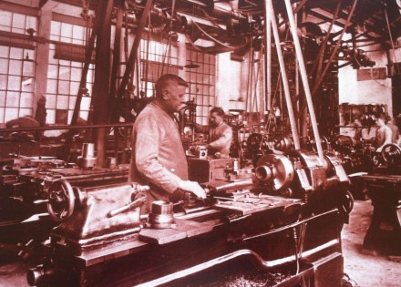 lavorazioni meccaniche storia 2